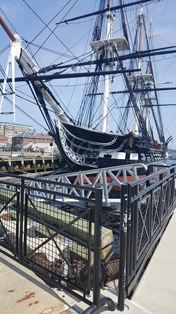 great view of the bow