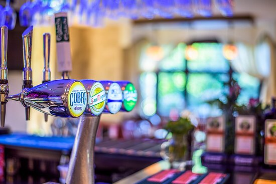 Our Draught beer