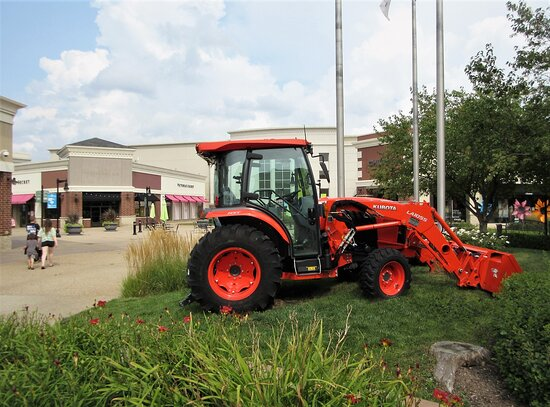 Agriculture and construction equipment. August 2021