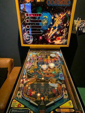 Cervejas Top! + Pinball Taito 1980
