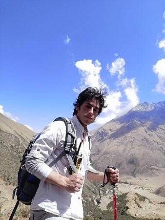 Cusco, Pérou : El esfuerzo de cada uno es la satisfacción con objetivo