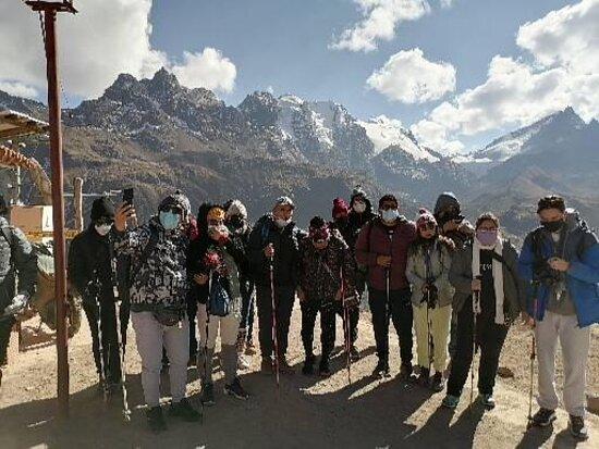 Cusco, Pérou : Viajar en grupo es compartir ideas experiencias y hasta emociones