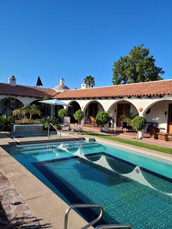 Jardines de Casa Magdalena - Изображение Casa Magdalena Bed and Breakfast, Сан-Карлос - Tripadvisor