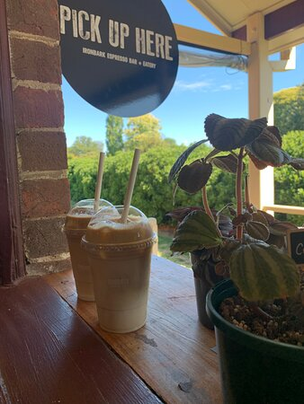 Iced Latte's are perfect for hot Summer days