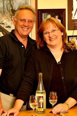 Owners Dan and Donna Adams