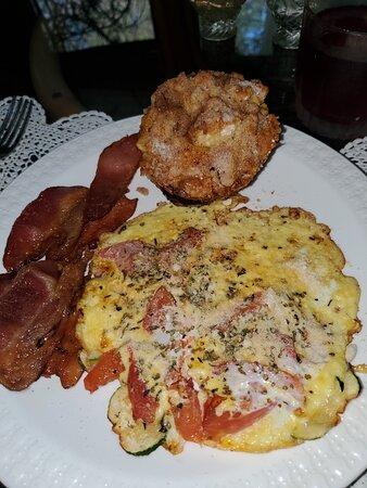 Atlantic, Iowa: Chesnut farms Atlantic Iowa amazing breakfast 