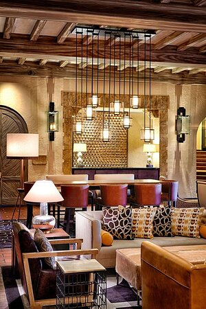 Renovated Lobby Vignette