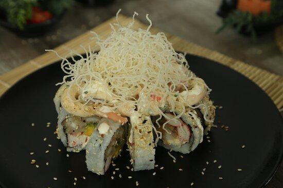 Poseidon Sushi Roll