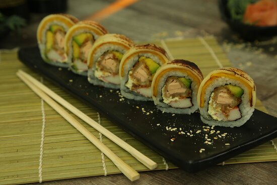 Tentación Sushi Roll