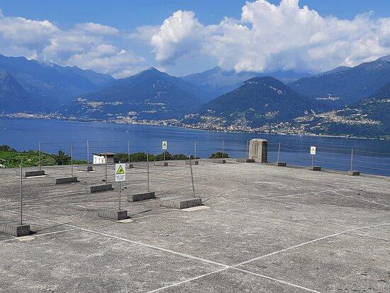 Forte Montecchio Nord Entrance Ticket: VISTA DAL TETTO