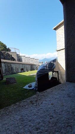 Forte Montecchio Nord Entrance Ticket: PARTE ESTERNA