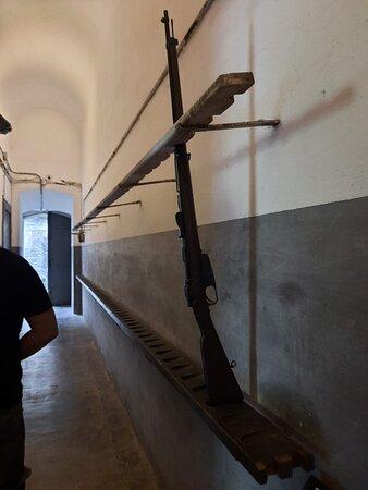 Forte Montecchio Nord Entrance Ticket: CORRIDOIO