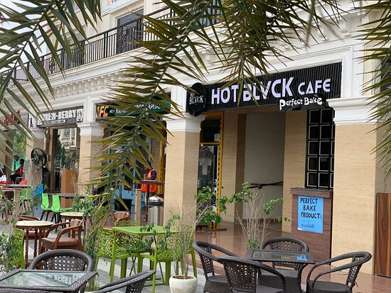Faridabad, India: FRONT VIEW  OF CAFE