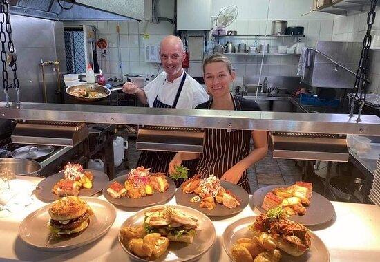 Happy Chefs!