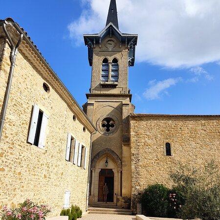 L'Eglise Saint Sauveur De Cléon d'Andran