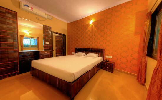 View of Deluxe Room in MK Jungle Resorts Gundlupet