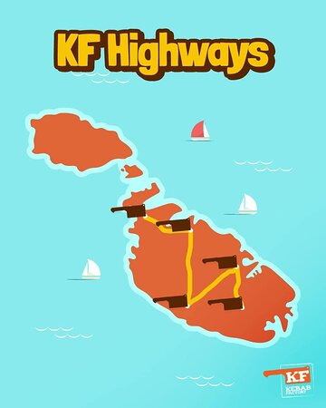 Hamrun isn't our only outlet <3 Take a road trip and visit our KF family all around the island :)