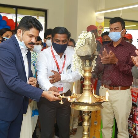 ثيروفانانثابورام, الهند: Our New Store is now open at DPI Jn, Jagathy, Trivandrum