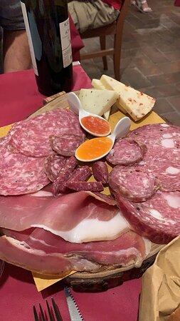 Foto de Prosciutto e Popone, Massa Marittima: La Fiorentina - Tripadvisor