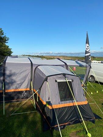 Prices - Εικόνα του Tretio Caravan & Camping Park, St. Davids - Tripadvisor