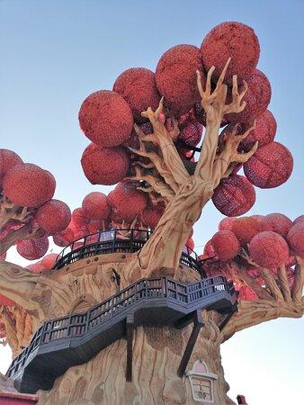 L'arbre de Prezzemoland