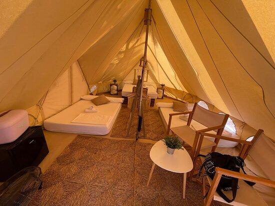 Kampaoh en Camping Paloma Tarifa