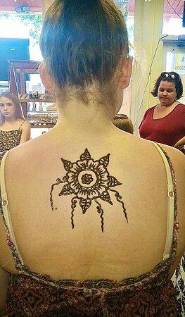 henna tattoo now  temporary tattoo   egyptiangift179.com  phone 4079608247