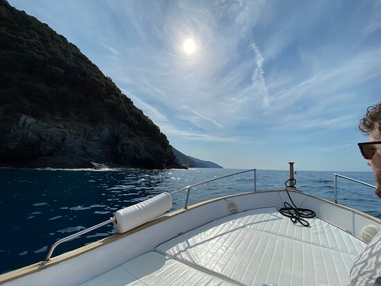 Edo's Boat Tours Cinque Terre Sunset