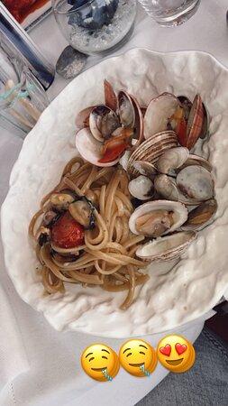 Restaurant au bord de mer