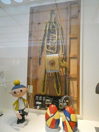 Aus der Ausstellung des Museums