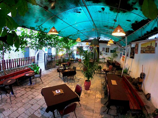 Cafè Africano interior