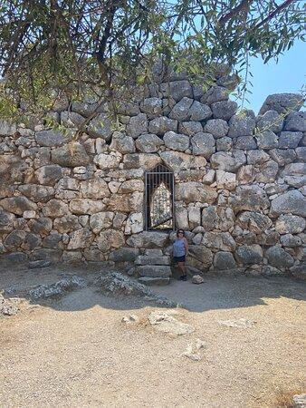 Ancient Corinth, Epidaurus, Nafplio full day private tour from Athens: Bronze Age citadel of Mycenae