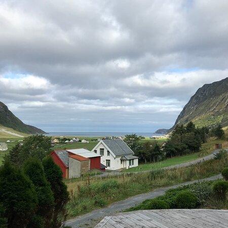 view from Villa Utsikten