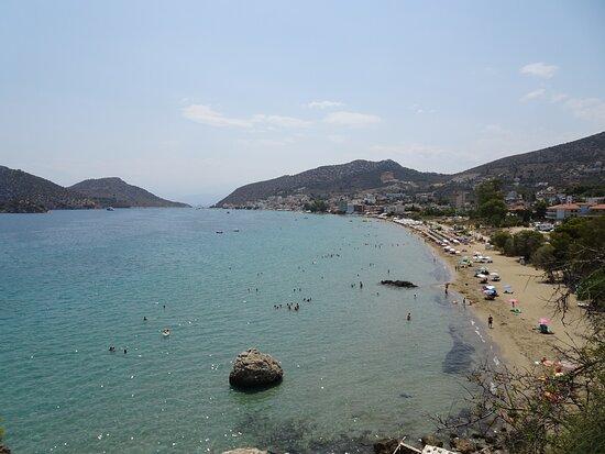 Греция: Tolo: la plage