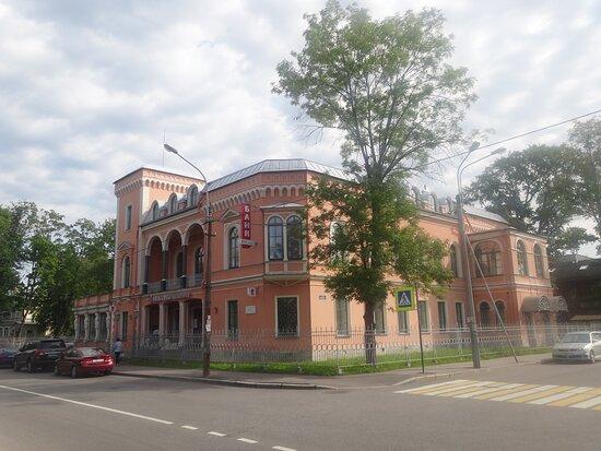 Особняк А.Ф. Гейрота, угол ул. Никольская и Бородачёва