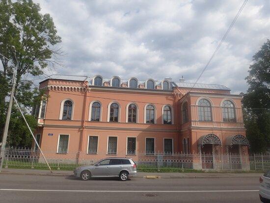Особняк А.Ф. Гейрота, ул. Никольская, 11