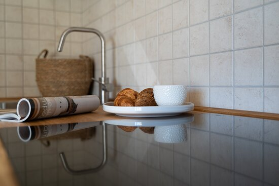 Пескара, Италия: Kitchen