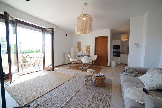 Пескара, Италия: Living room