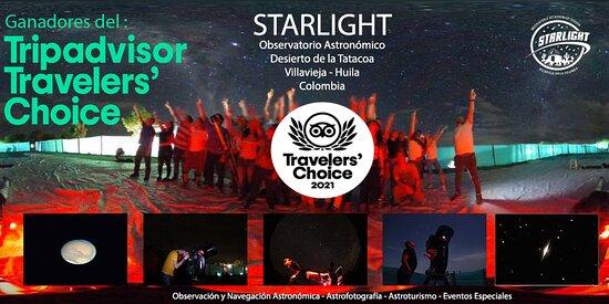 Observatorio Astronómico STARLIGHT Tatacoa