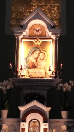 Aulla, إيطاليا: Aulla.Chiesa del Groppino.