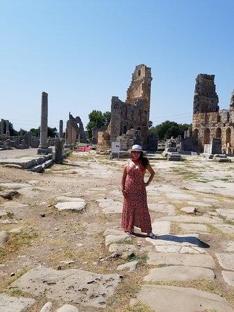 Impresionante ver estas ruinas de nuestros antepasados