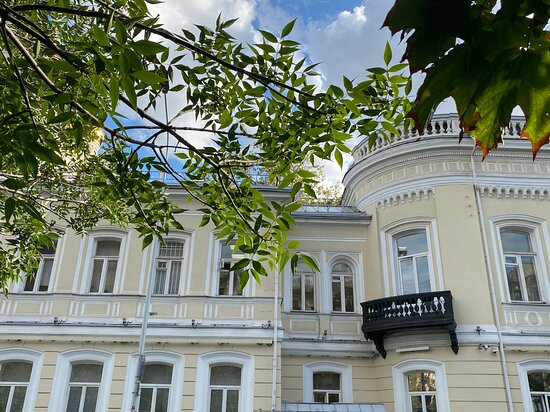 House where Demyan Bedny  Lived
