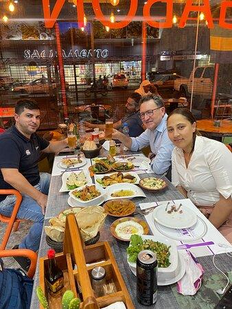 Amigo's Restaurant, Libreville Gabon 🇬🇦, absolute best Lebanese cuisine, great restaurant and people!!!!