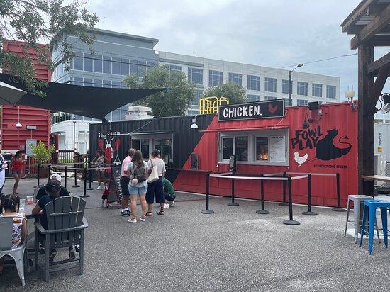 Chicken Food Truck
