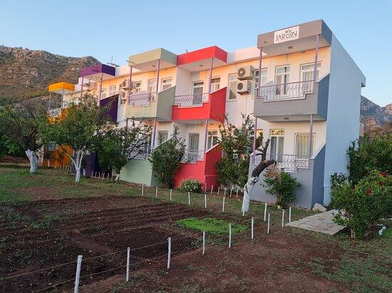 Orhaniye, Turkey: 12 oda butik otel.