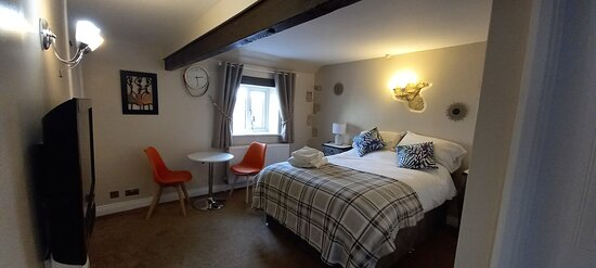 One of our en-suite rooms in the cottage