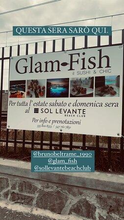 GLAM FISH SUSHI