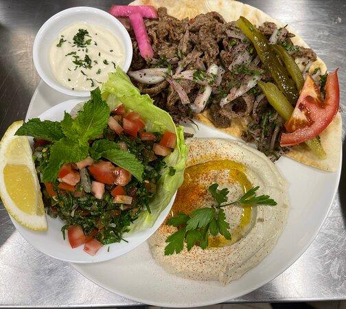 Shawarma Boeuf Shawarma Beef