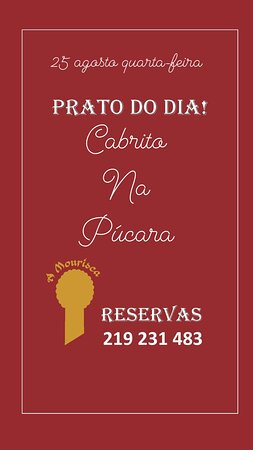 A mourisca  Cozinha tradicional portuguesa  Petiscos  Pastelaria  http://bit.ly/a-mourisca