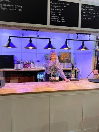 The new bar